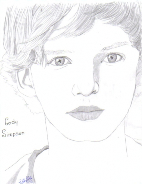 Cody Simpson by mamalove80